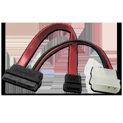 4-Pin to Micro SATA Power Converter