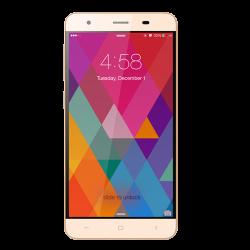 Mobilní telefon - TELEGO Mate S LTE zlatá