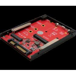 """Addonics 2.5"""" M2/mSATA SSD drive"""