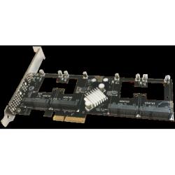Quad mSATA PCIe SSD