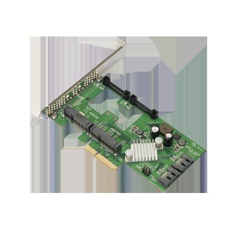 Dual Hyper HDD - mSATA SSD hybrid Controller