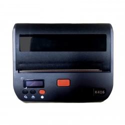 Termální tiskárna POS a štítků WEK416,  42mm - 110 mm, BT