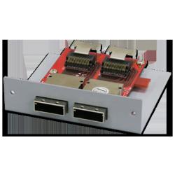 Dual Mini SAS Converter