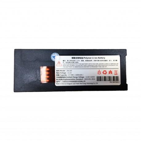 Tiskárna K416 - baterie