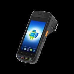 Odolný platební terminál WETR150 s tiskárnou, Android 5.1  2GB RAM /16GB ROM