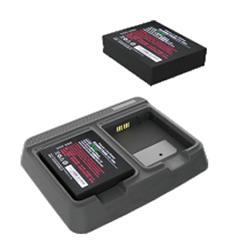 Odolný platební terminál WETR150 - nabíječka pro dvě baterie