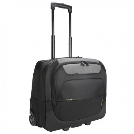 """CityGear 15 - 17,3"""" Roller - kufr na notebook a příslušenství, černý, TCG717GL"""