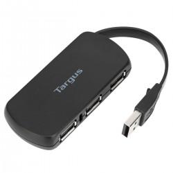 Targus USB Hub, černá, ACH114EU