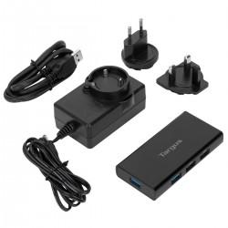 USB 3.0 7-Port Powered Hub – USB hub se 7 porty, ACH225EU