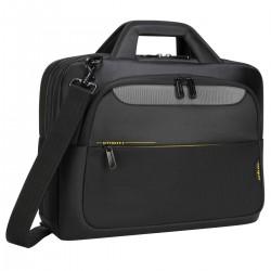 """CityGear 15-17.3"""" Topload Laptop Case - taška na notebook, černá, TCG470GL"""