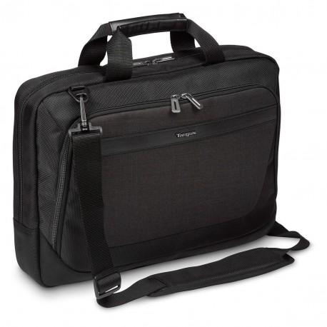 "CitySmart 14,15,15.6"" Slimline Topload – taška na notebook, černá/šedá, TBT914EU"