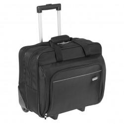 """Executive 15.6"""" Laptop Roller – pojízdná taška na notebook, černá, TBR003EU"""