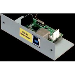 SATA to USB 3.1 SuperSpeed+ Rack-mount Converter