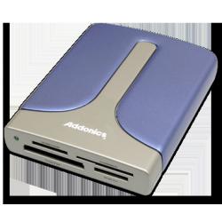 Pocket eSATA/USB DigiDrive