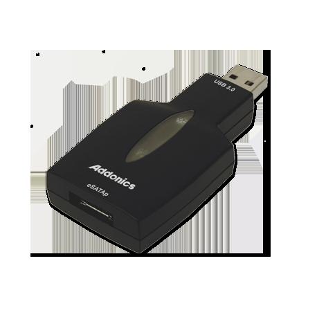 USB 3.0 to eSATAp Adapter