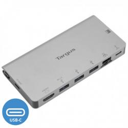Targus dokovací stanice USB-C Single Video 4K HDMI, 100W PD Pass-Thru, odnímatelný USB-C kabel, DOCK414EU