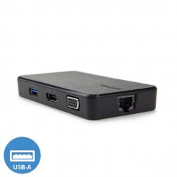 USB Multi-Display Adaptér, černý, ACA928EUZ