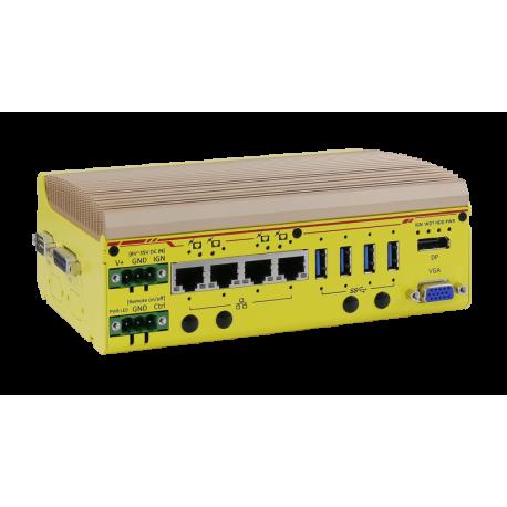 Mini průmyslový počítač Neousys ETA 551VTC
