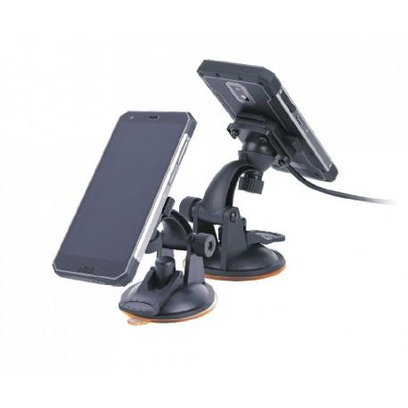 Odolný mobilní telefon Security MDT661