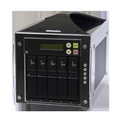 1:4 HDD/SSD Duplicator (HDUS4SNDX-A)
