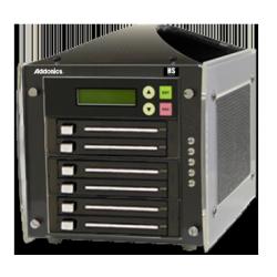 1:5 mSATA HDD/SSD Duplicator