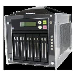1:9 mSATA / HDD HS Compact Duplicator
