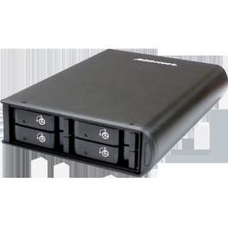 Sapphire Disk Array 4SA with mini SAS
