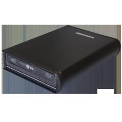 Sapphire Blu-ray & DVD+/-R/RW Writer with eSATA or USB 3.0