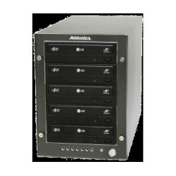 DVD/CD Tower V with eSATA/USB 3.0
