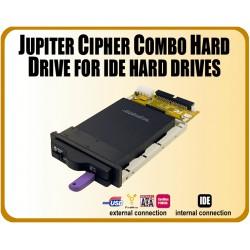 Jupiter Cipher Combo Hard Drive 192-bit TDES eSATA