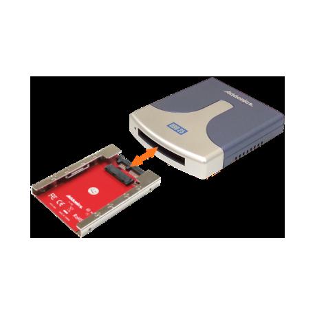 Micro SATA Drive Reader