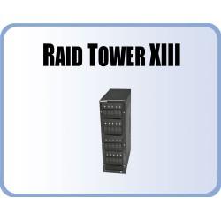 RT13, 4 Snap In DA, 4 6G PM, 1 external Mini SAS