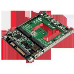 Dual mSATA - SATA Adapter