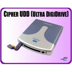 Cipher UDD with 64-bit DES encryption, eSATA