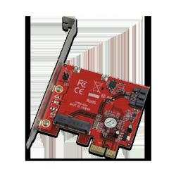 Hyper HDD - mSATA SSD hybrid Controller