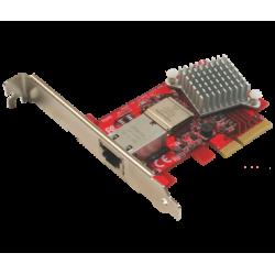 Addonics 10 Gigabit Ethernet PCIe 4X adaptér