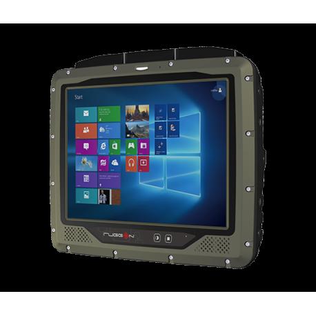 "RuggON VM521 10.4"" Ultra-Rugged Vehicle Mount Computer"