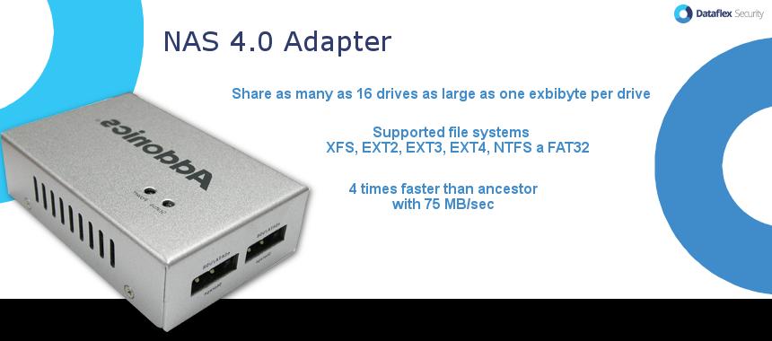 NAS 4.0 Adapter